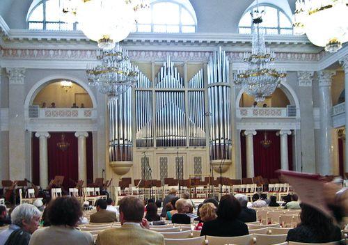 Philharminic Hall