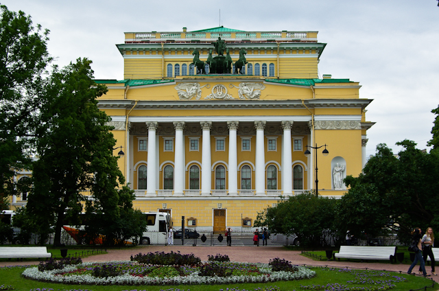 Pushkin Theater-2
