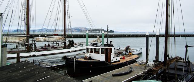 Alcatraz from Hyde