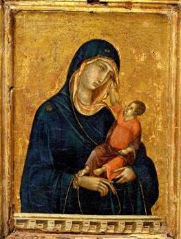 Ducciomadonnaandchildmet